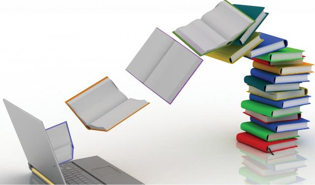 كيف انشر كتاب الكتروني