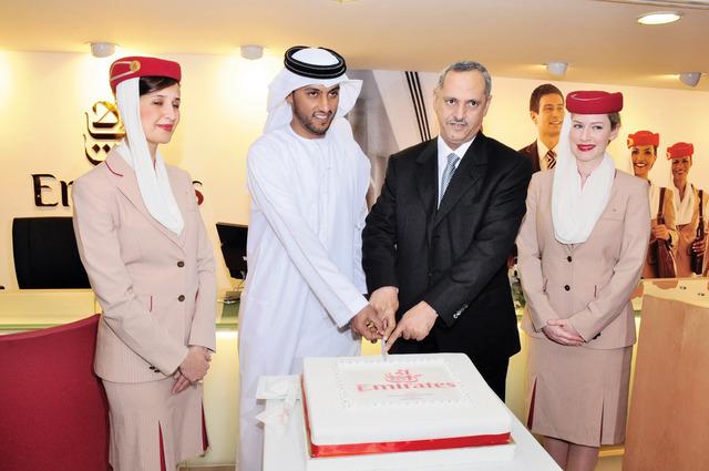 طيران الإمارات تفتتح رسمياً مكاتبها الجديدة في الدار البيضاء ...