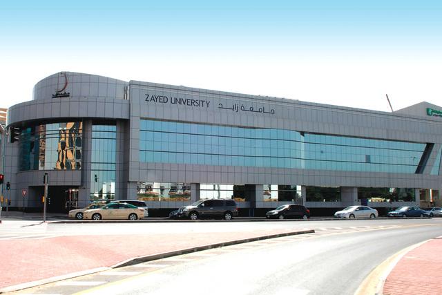 جامعة زايد صرح تعليمي يرفد الدولة بكوادر مؤهلة عبر الإمارات