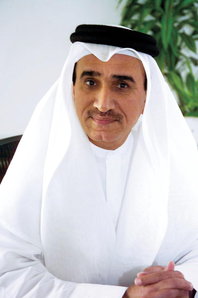 الصورة : د. سليمان الجاسم : أثبت سموه أن الاتحاد ولد من رحم المعاناة والتحديات
