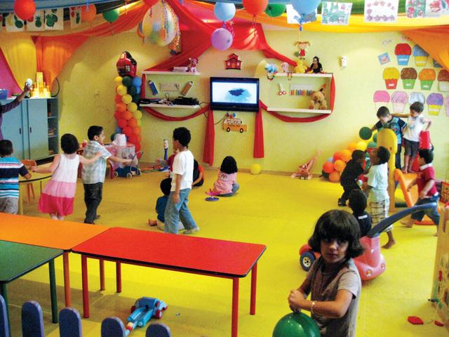 مناهج رياض الأطفال في العراق