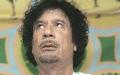 الصورة: الصورة: تفاصيل الساعات الأخيرة في حياة القذافي