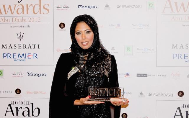 0ce7dd201 «لوفيسيال» تعلن عن جوائز المرأة العربية 2012 - البيان