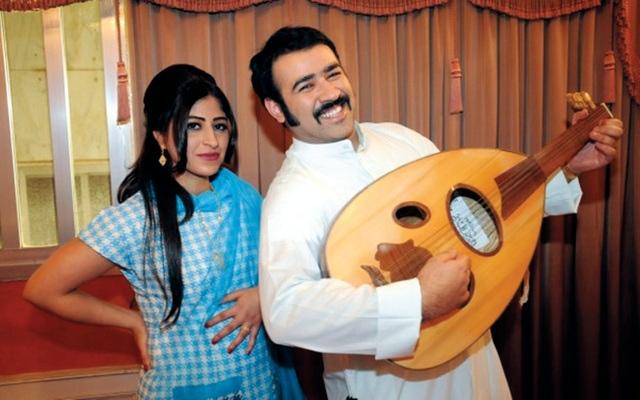 بشار الشطي زوجتي و عبدالرحمن
