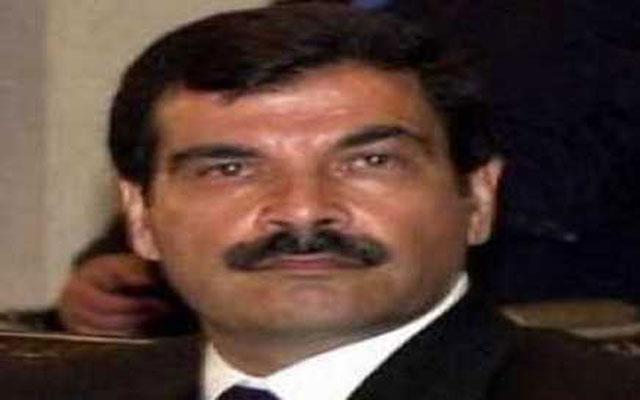 صهر بشار الأسد اللواء آصف شوكت