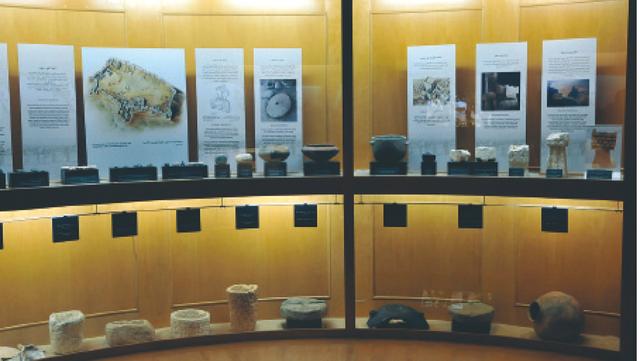 الآثار القديمة تشكل دليلاً يشهد بعظمة تاريخها