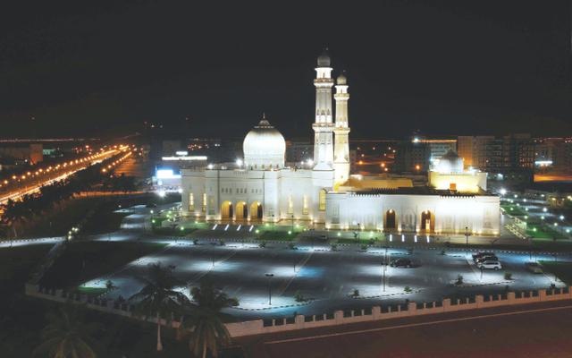 جامع السلطان قابوس في صلالة