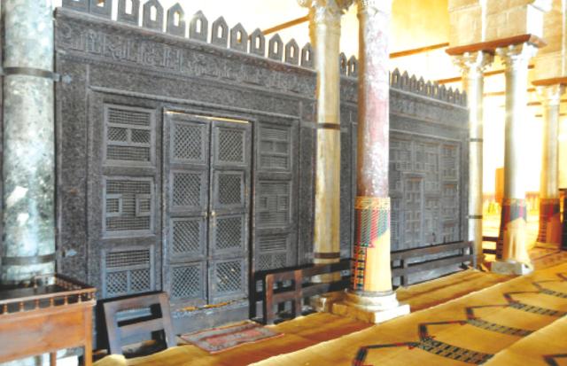 الصورة : مسجد الابواب الثلاثة