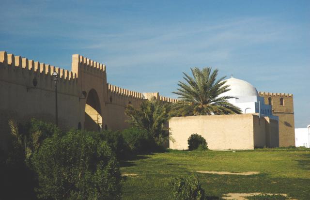 الصورة : روعة العمارة الاسلامية