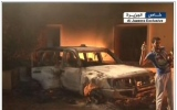 الصورة: مقتل السفير الأميركي اختناقا في هجوم بنغازي