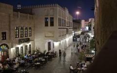 الصورة: سوق واقف ... عبق التراث القطري