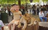 الصورة: فيديو.. لوجان أخطر حديقة حيوان في العالم