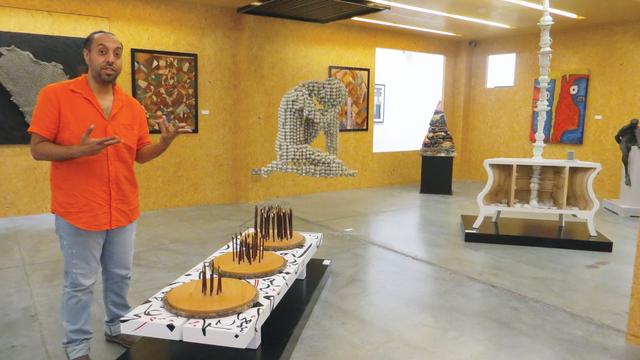 بحراوي يحكي عن تجربة الفنانين البيان