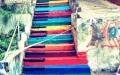 الصورة: الصورة: السلالم الملونة