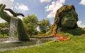 الصورة: الصورة: فن البستنة في حديقة مونتريال النباتية
