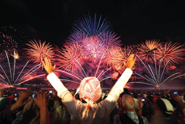 هيئة أبوظبي للسياحة والثقافة تعلن برنامج احتفالات اليوم الوطني 42