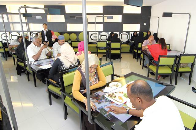 إيبوني مطعم سوداني بذائقة