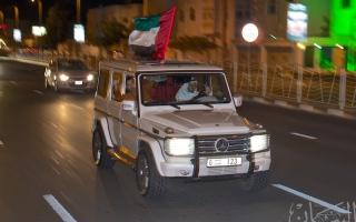 الصورة: الصورة: هكذا استقبلت دبي نبأ الفوز بإكسبو 2020