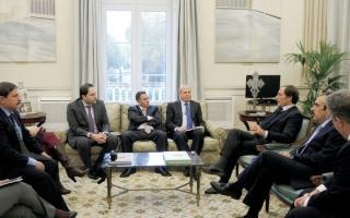 الصورة: الصورة: نائب رئيس الوزراء البرتغالي: «إكسبو دبي» سيفاجئ العالم