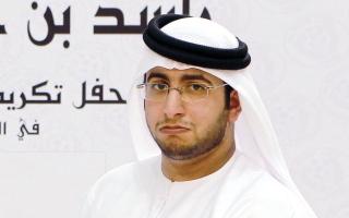 الصورة: الصورة: راشد بن حمدان: الفوز باستضافة «إكسبو» تتويج لنجاحات الدولة