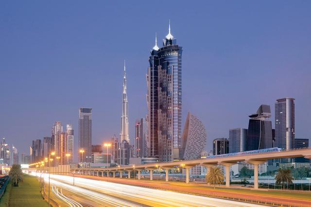 الصورة : بيئة محفزة ترفع مستويات الثقة للأعمال في دبي البيان