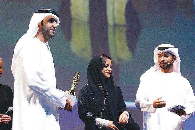 الصورة : الدعم السينمائي الإماراتي من أولويات المهرجان