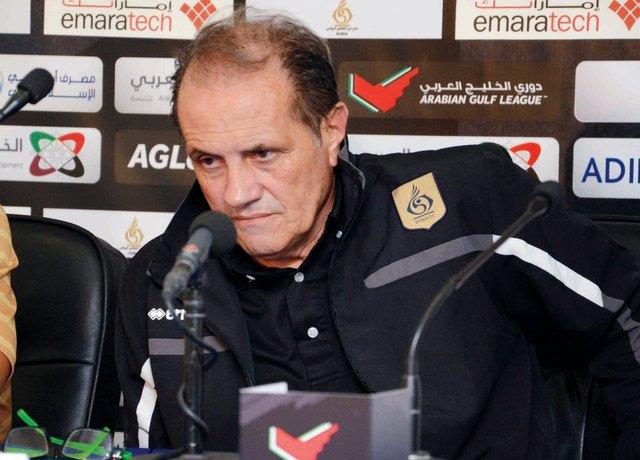 الصورة : المدرب همبورتو: ندرك خطورة وأهمية المرحلة ولكن علينا الاستفادة  المعنوية من الانتصار