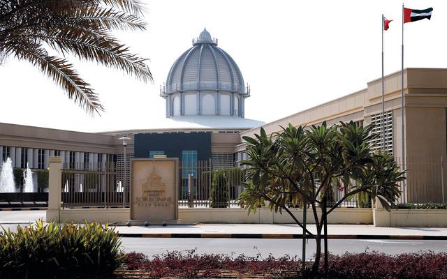 الصورة : جامعة باريس السوربون في جزيرة الريم بأبوظبي