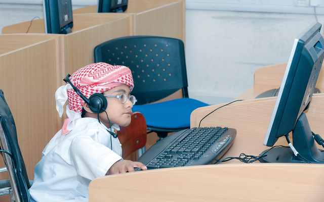 الصورة : توسيع دمج ذوي الاحتياجات الخاصة في مدارس أبوظبي     من المصدر