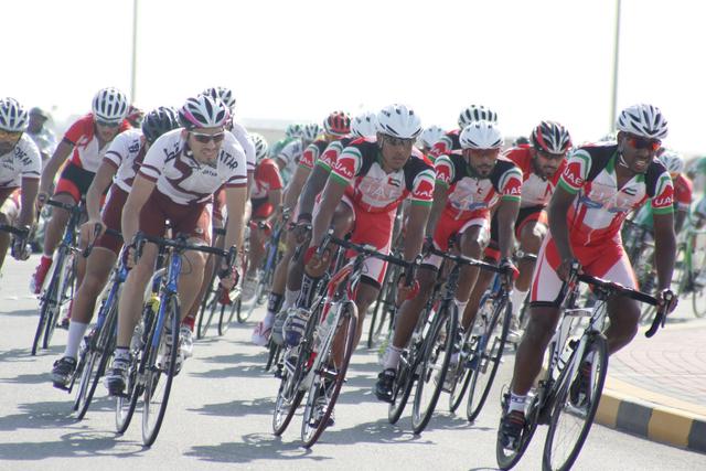 طواف دبي الدولي يمثل نقلة نوعية لدراجة الإمارات على الصعيد العالمي البيان