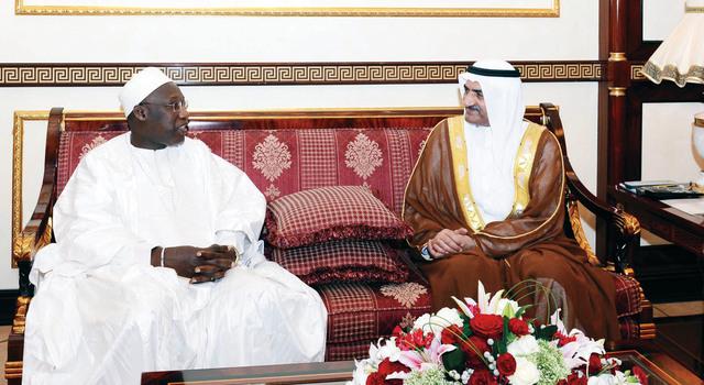 ..وفي حديث مع سفير السنغال