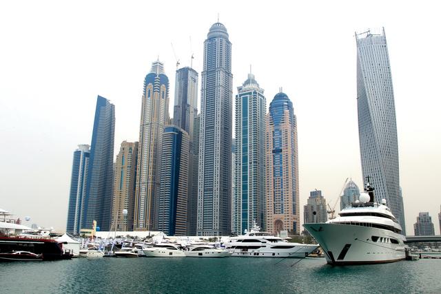 10٪نمو سوق اليخوت في الإمارات العام الماضيتصوير ــ عمران خالد