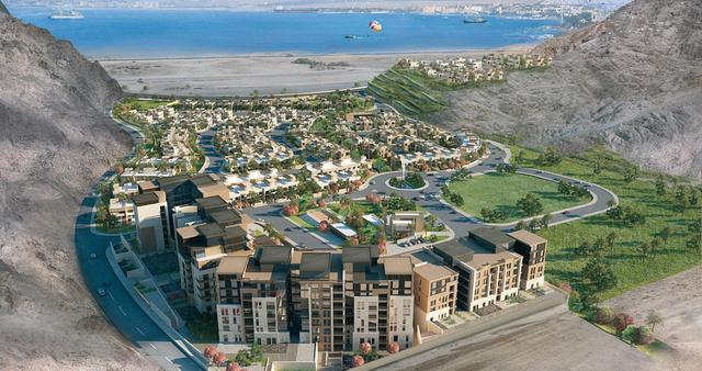 الصورة : فندق ورزيدنسز سانت ريجيس عمان   البيان