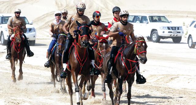 الصورة : قدرة الإمارات حققت إنجازات عالمية باهرةالبيان