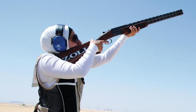مريم آل ثاني تصوب نحو مستقبل أفضل للرماية في الدولة