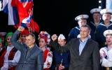 الصورة: القرم تعلن الاستقلال.. وتؤمم الأملاك الأوكرانية