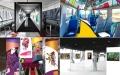 الصورة: الصورة: «التلغراف» تدرج محطات مترو دبي في قائمة أجمل محطات المترو حول العالم