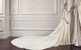 الصورة: الصورة: فساتين الأعراس تحتفي بالأنوثة الخالصة في دبي