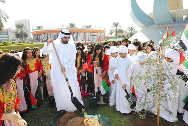 تكريم 5 فائزين بجائزة زايد الدولية للبيئة عبر الإمارات أخبار