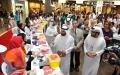الصورة: الصورة: قلب واحد يدخل دبي موسوعة جينيس
