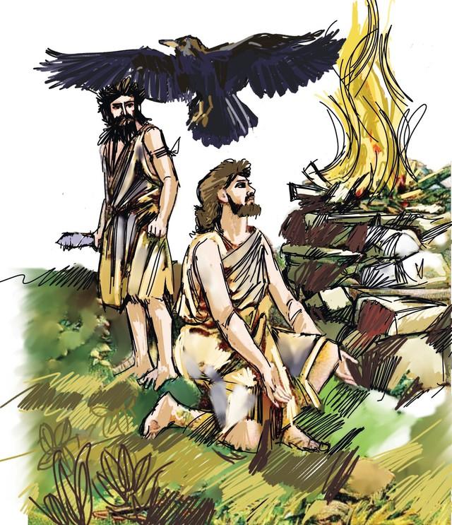 قصة قبيل و هبيل
