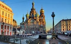 الصورة: «سان بطرسبرغ» مدينة لا تغيب عنها الشمس