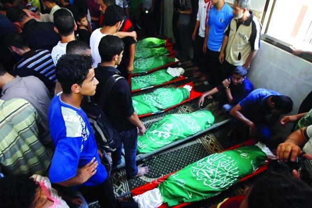الصورة : استباحة إسرائيل للمدنيين في غزة عززت الدعم الدولي للقضية الفلسطينيةأرشيفية