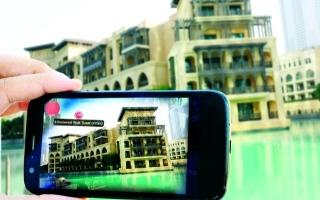 الصورة: «هيئة الطرق» تُطلق تطبيقات لمعرفة حالة الطرق في دبي