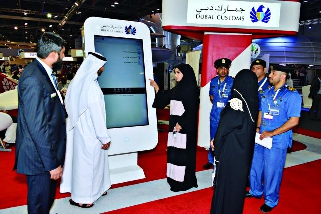 جمارك دبي تطلق خدمات الساعة الذكية