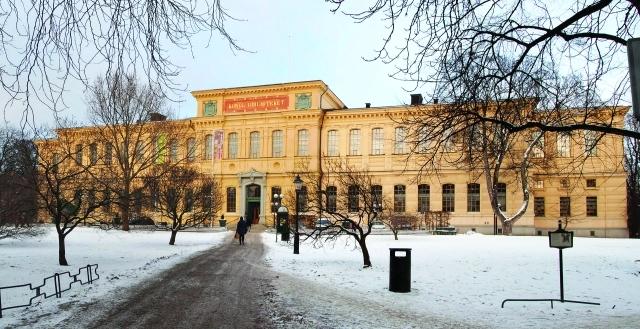 المكتبة الملكية السويدية