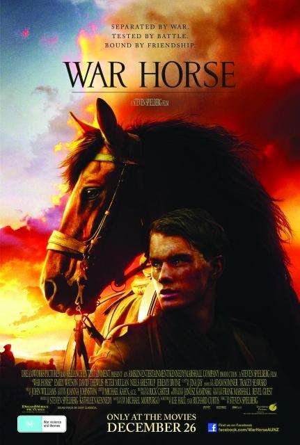 الصورة : ملصق فيلم حصان الحرب