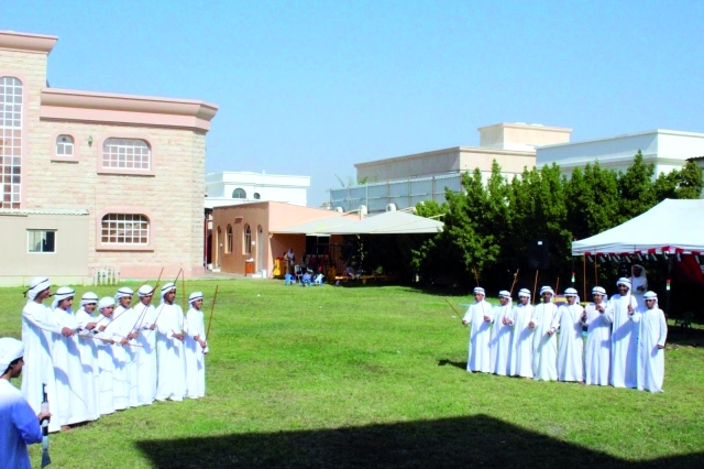 الصورة : مركز بن محمد بن خالد آل نهيان