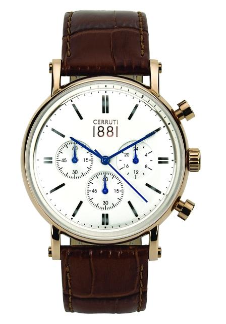 89116eeb3453b شيروتي» تكشف عن مجموعة جديدة من الساعات والمجوهرات - البيان