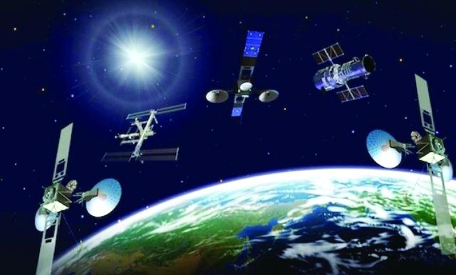 شبكات إنترنت تعتمد على الأقمار الصناعية فكر وفن الزوايا الأربعة البيان